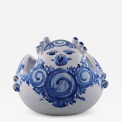 Bj rn Wiinblad Unique ceramic bowl Bird Model S3