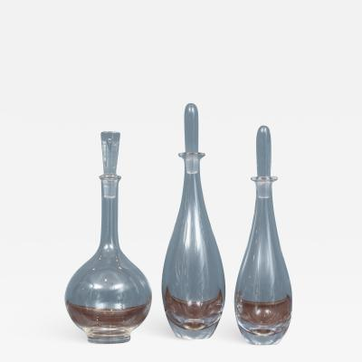 Bjorn Wiinblad Bj rn Wiinblad Bjorn Wiinblad for Orrefors Decanters