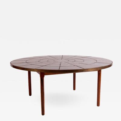 Bjorn Wiinblad Coffee Table by Bjorn Wiinblad