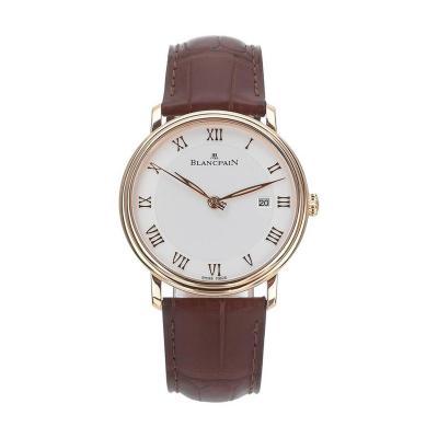 Blancpain Blancpain Rose Gold Villeret Automatic Wristwatch