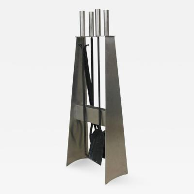 Blomus Modernist Fire Tools and Screen by Blomus