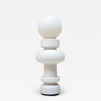 Bobo Piccoli Regina floor lamp by Bobo Piccoli for Fontana Arte 1968