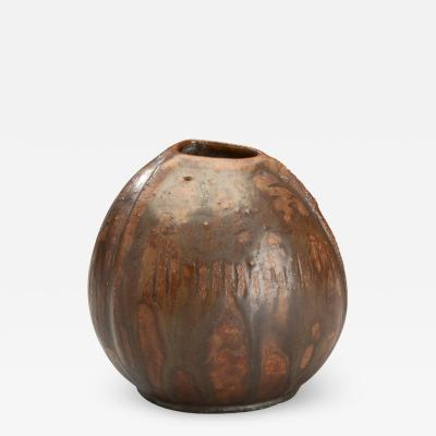 Bode Willumsen Petite Organic Modern Studio Vase by Bode Willumsen