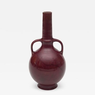 Bode Willumsen Unique Vase in Stoneware