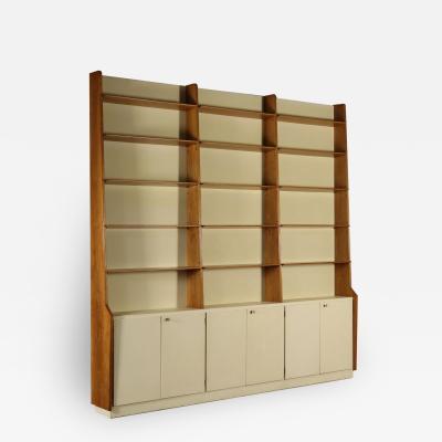 Bookcase Attributed to Attilio Colonnello Vintage Italy 1960s