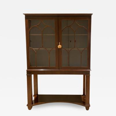 Bookcase on Stand England Circa 19th Century and Later