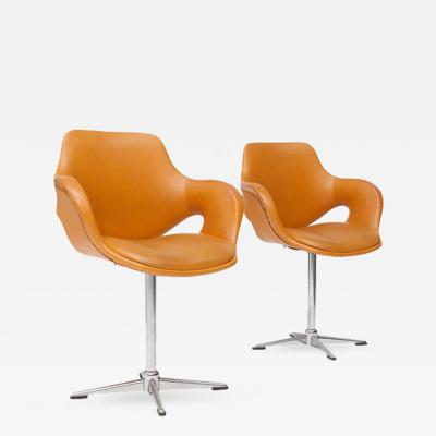 Boris Tabacoff Boris Tabacoff Swivel Chairs