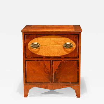 Boston commode cabinet