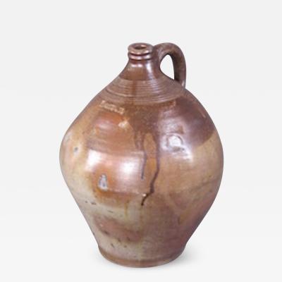 Boston stoneware jug