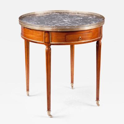Louis XVI Bouillotte Table
