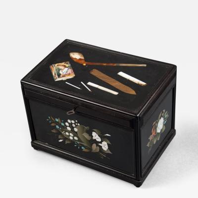 Box Italy ca 1880