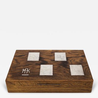 Box in Rosewood