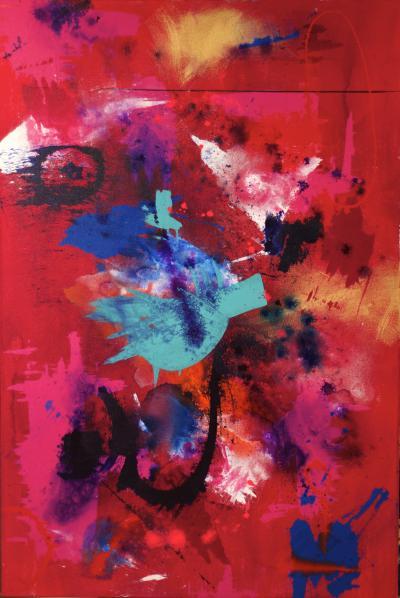 Brady Legler Brady Legler Bluebird Oil on Canvas 2015