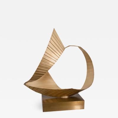 Brass Nautical Sculpture
