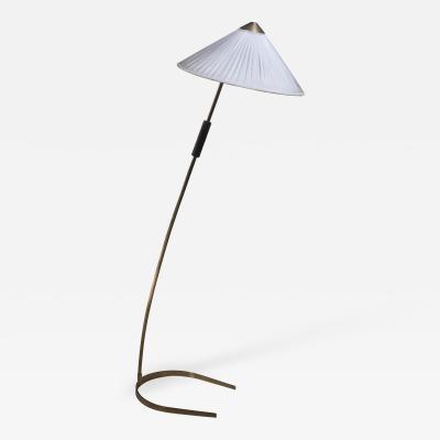 Brass floor lamp Austria