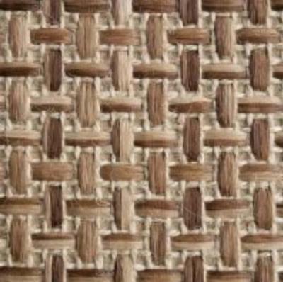 Brenda Houston Las Tunas Cocoa Grass Cloth