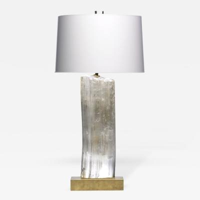Brenda Houston Satin Spar Lamp Sonya
