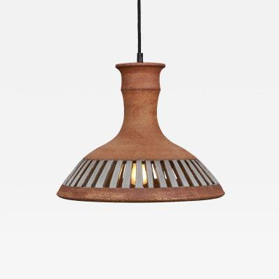Brent Bennett Clay Outdoor Hanging Light HL 10 by Brent J Bennett US 2019