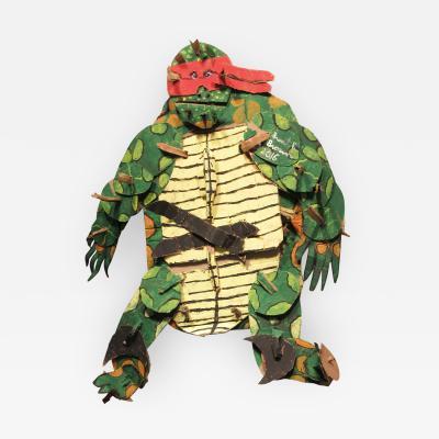 Brent Brown George the Giant Ninja Turtle