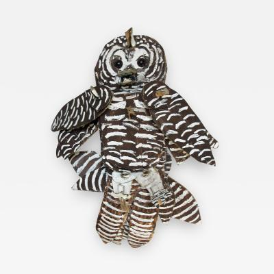 Brent Brown Henry the Owl