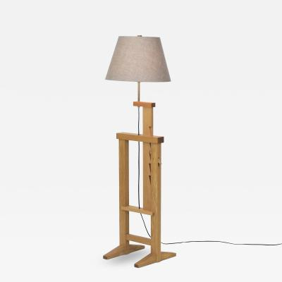 Brent Delf Pawl Adjustable Floor Lamp