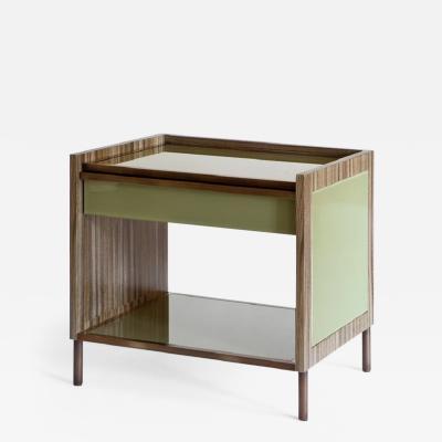 Brett Design Bobs Bedside Table