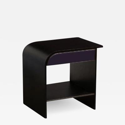 Brett Design Milan Bedside Table
