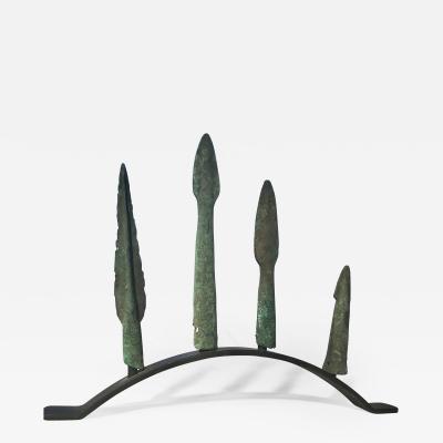 Bronze Age Spearpoints