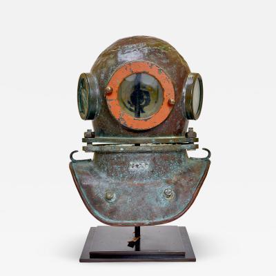 Bronze Divers Helmet