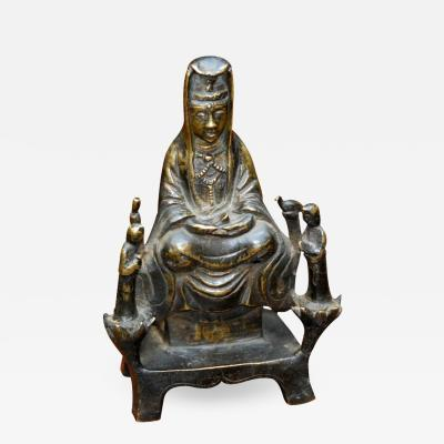 Bronze Incense Holder