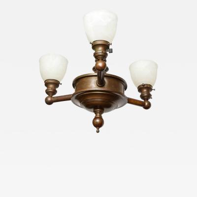 Bronze Light Fixture