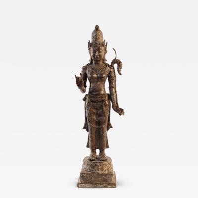 Bronze Rice Goddess