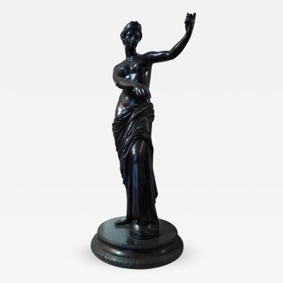 Bronze figure of Aphrodite