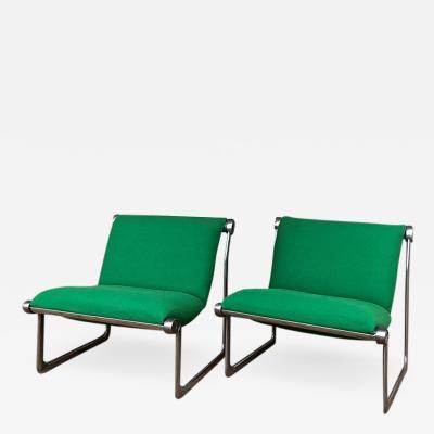 Bruce Hannah Andrew Morrison Hannah Morrison Knoll Sling Chairs