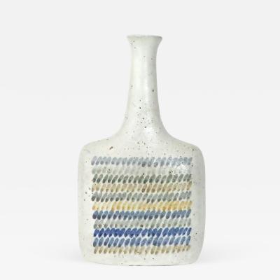 Bruno Gambone Bruno Gambone Polychrome Italian Ceramic Vase or Bottle