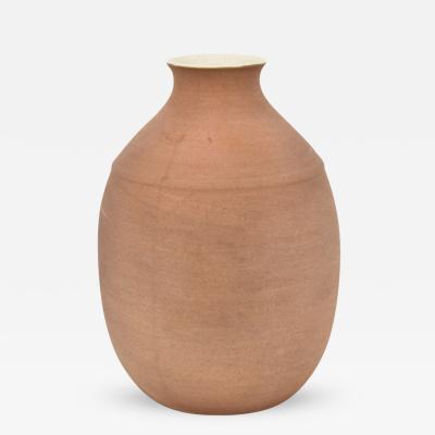 Bruno Gambone Large Bruno Gambone Vase Vessel 2 Available Priced Each