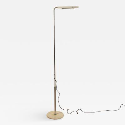 Bruno Gecchelin Midcentury Mezzaluna Floor Lamp by Bruno Gecchelin for Skipper 1970