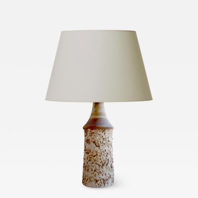 Bruno Karlsson Table lamp by Bruno Karlsson for Ego Stengods Atelj