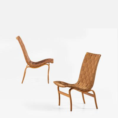 Bruno Mathsson BRUNO MATHSSON EASY CHAIR