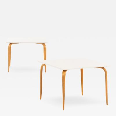 Bruno Mathsson BRUNO MATHSSON SIDE TABLES