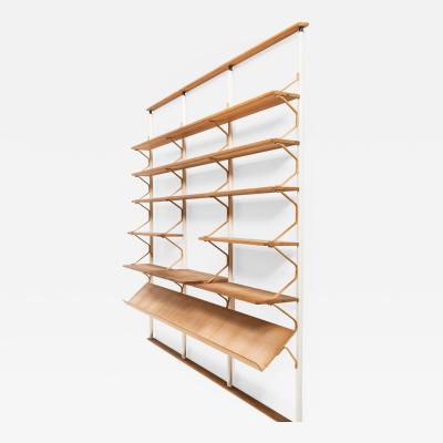 Bruno Mathsson Bookcase Produced by Karl Mathsson in V rnamo
