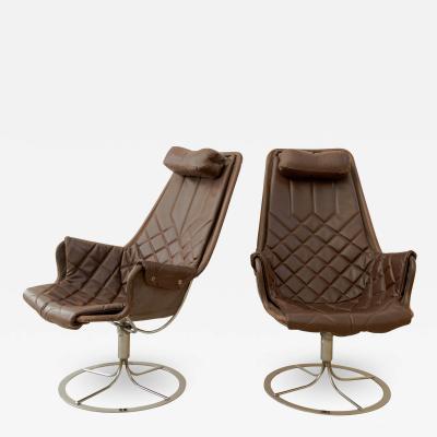 Bruno Mathsson Bruno Mathsson Jetson Lounge Chairs