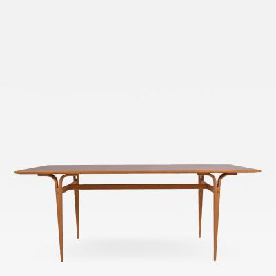 Bruno Mathsson Bruno Mathsson Table Desk made by Karl Mathsson 1966