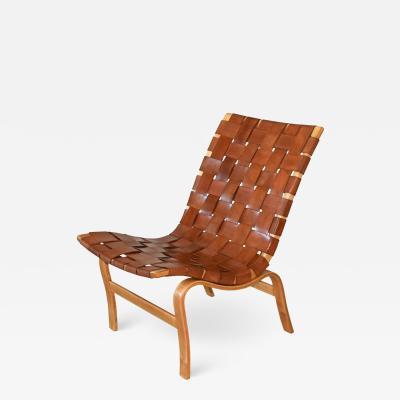 Bruno Mathsson Orly production Eva chair designed by Bruno Mathsson for Karl Mathsson 1936
