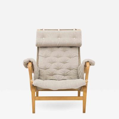 Bruno Mathsson Pernilla 69 Lounge Chair