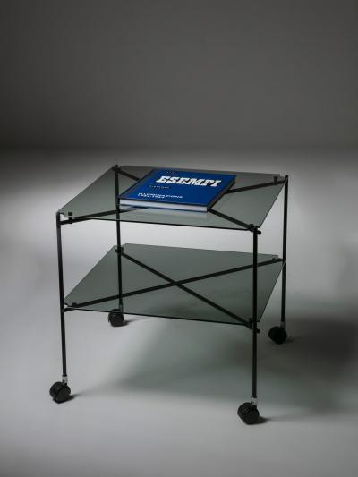 Bruno Munari Pair of Biplano Carts by Bruno Munari for Robots