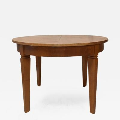 Bruno Paul An Art Deco Extendable Dining Table by Bruno Paul