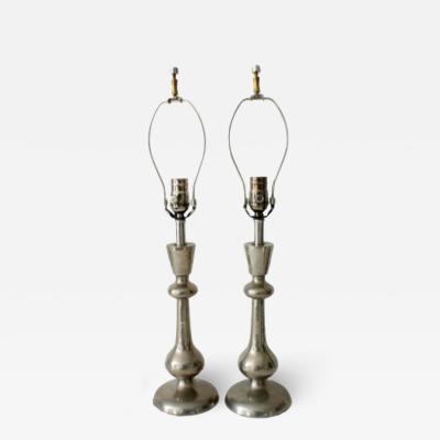 Brushed Nickel Lamps
