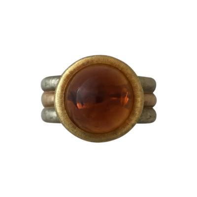 Buccellati Amber Ring