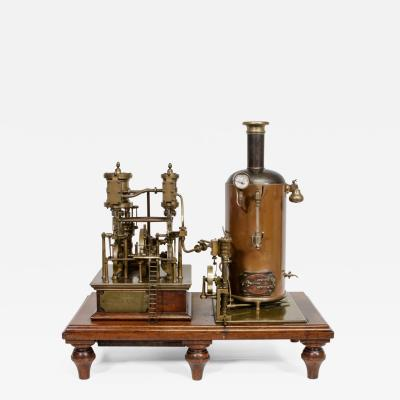 Builders Quality Live Steam Engine Model